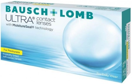 Ultra Multifocal 6 pk progressiv linse