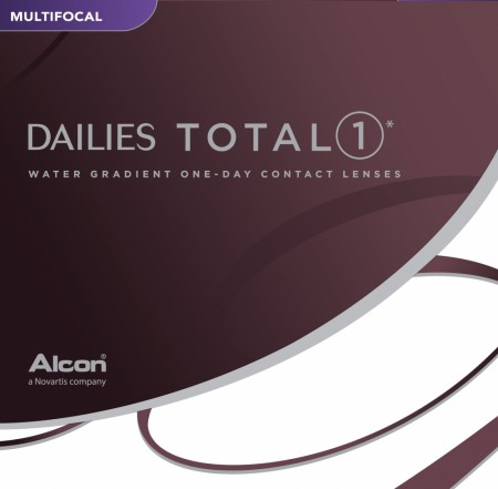 Dailies Total 1 Multifocal 90 pk progressiv linse